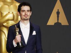 Damien Chazelle gana el Oscar a mejor director por 'La La Land'