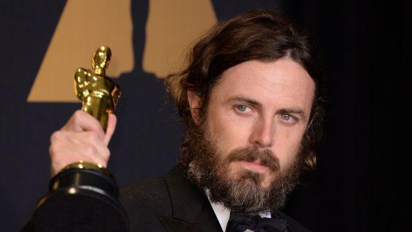 Casey Affleck, con el Oscar a mejor actor