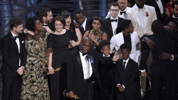 'Moonlight', mejor película con suspense en los Oscar