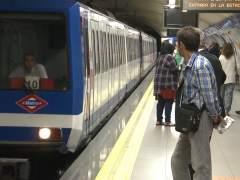 Metro cifra en un 7% el seguimiento de la huelga de Metro