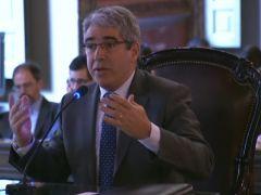 El Supremo envía al Congreso la sentencia que inhabilita a Homs