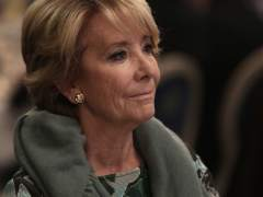 Esperanza Aguirre comparecerá en Gürtel el 20 de abril