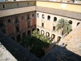 Palacio del Temple, sede de Delegación del Gobierno en la Comunitat Valenciana.