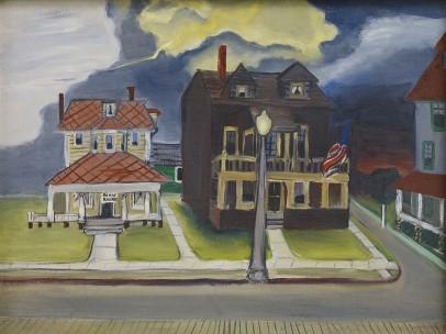 Alice Neel - Belmar, New Jersey, 1935