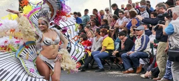 Resultado de imagen de Santa Cruz con 5.000 turistas el Coso