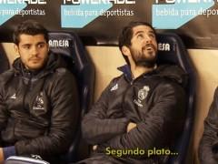 """Isco y Morata aseguran ser """"segundo plato"""" y """"postre"""""""