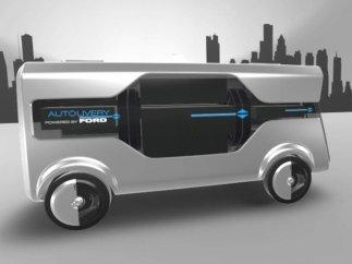 Sistema 'autolivery' de Ford