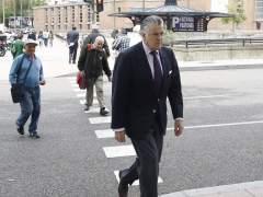 Luis Bárcenas acude a los juzgados