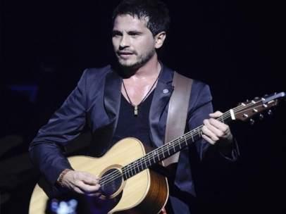 El cantant de Jerez David de María.