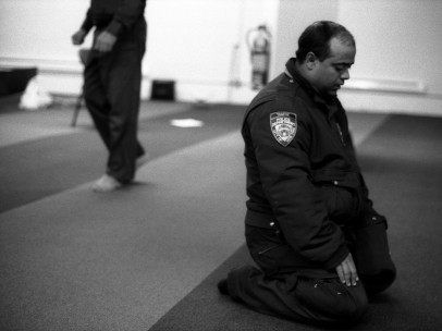 Robert Gerhardt, Police Officer, NY, 2011.