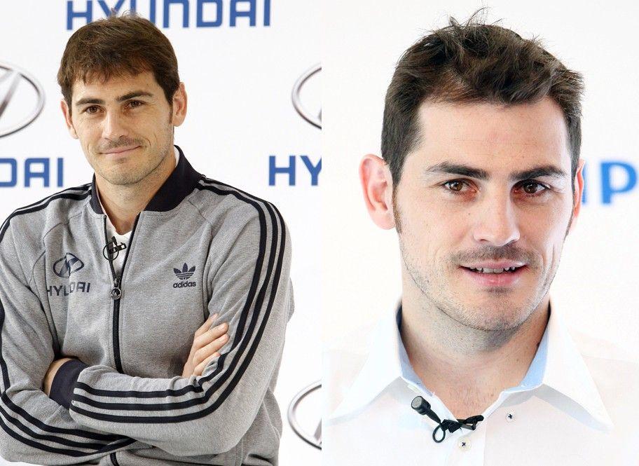 Iker Casillas. El ex portero del Real Madrid (35 años) se puso en manos del doctor Eduardo López Bran en 2012, que pasaba consulta en una clínica muy cercana al Santiago Bernabéu.
