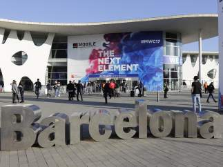 Acceso al Mobile World Congress.