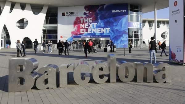 Acceso al Mobile World Congress.