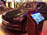 Jaguar en el MWC