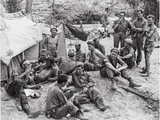 Brigadas Internacionales - Brunete, julio, 1937