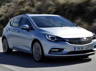 6. Opel Astra
