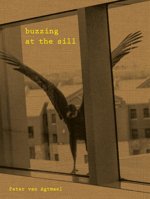 Peter van Agtmael - Buzzing at the Sill . Portada de 'Zumbando en el alféizar' del fotógrafo estadounidense Peter van Agtmael