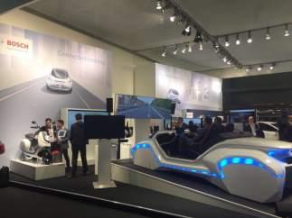 Bosch en el MWC17