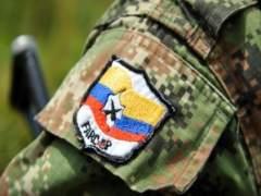 Se entregan unos 117 presuntos disidentes de las FARC