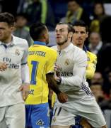 Bale y Jonathan Viera
