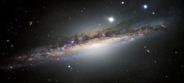Galaxia NGC 1055