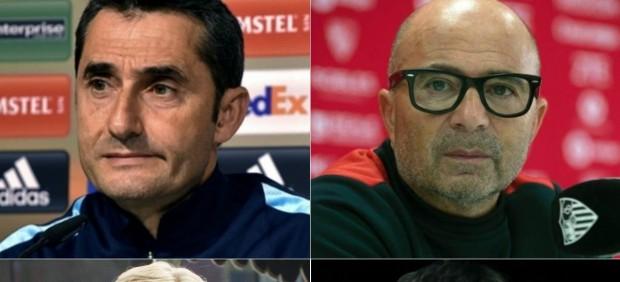 Candidatos al banquillo del Barcelona