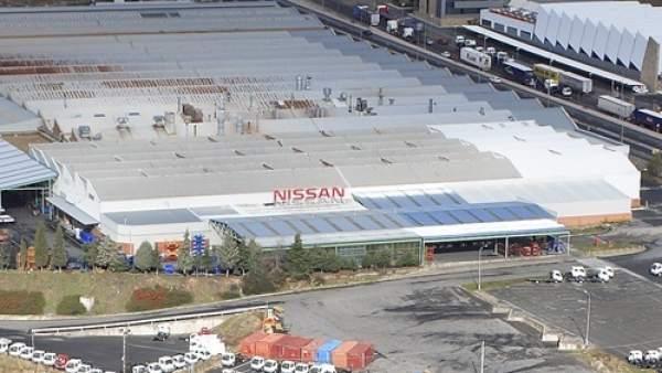 Planta De Nissan En Ávila