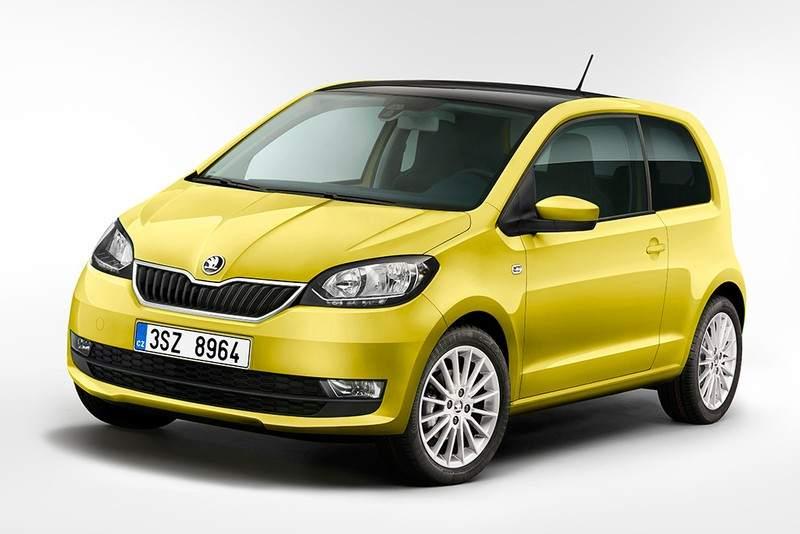 Škoda Citigo. Škoda ha renovado el diseño delCitigo de 2012 tanto por fuera como por dentro. Estará a la venta en primavera con carrocerías de tres y cinco puertas.