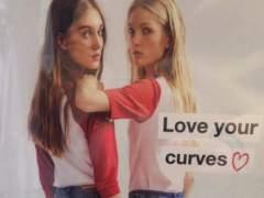 Una campaña de Zara anima a amar las curvas... con unas modelos sin ellas