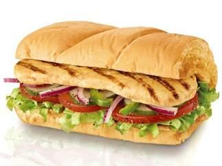 El ADN del pollo del Subway revela que solo el 50% es carne