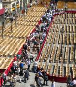 Sillas Semana Santa Sevilla