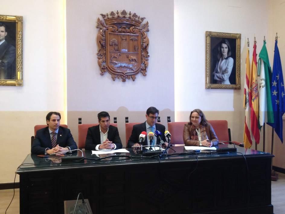Junta de andaluc a ayuntamiento de utrera eoi y orange impulsan el desarrollo de la econom a - Pisos de la junta de andalucia ...