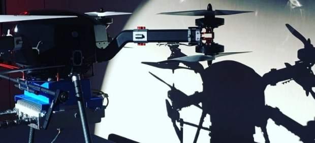 Drones en el MWC