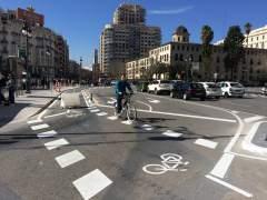 Apertura del anillo ciclista de València