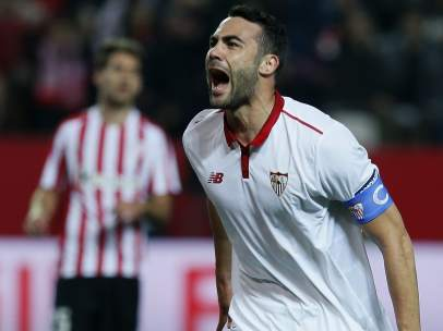Gol de Iborra al Athletic