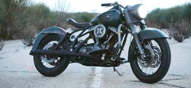 Harley Davidson Road King Logan