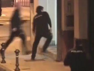 La Policía de Lugo salva a una mujer de su agresor