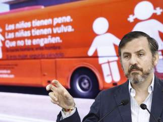 El presidente de Hazte Oír, Ignacio Arsuaga