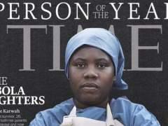 Salome Karwah, portada de la revista 'Time'