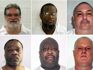 Ejecuciones de presos en Arkansas