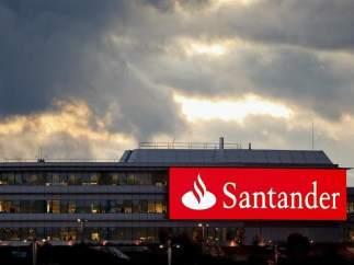Sede de Banco Santander Boadilla del Monte