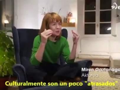 Miren Gaztañaga