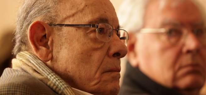 Fèlix Millet, en el banquillo de los acusados.