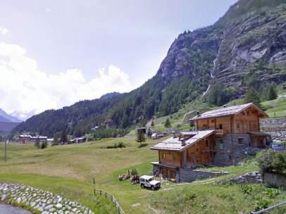 Valle de Aosta, Italia