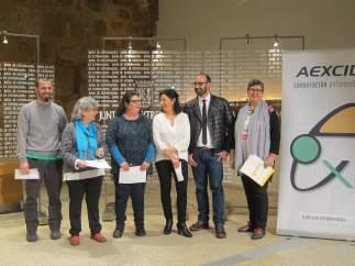 Asociaciones feministas y Ángel Calle