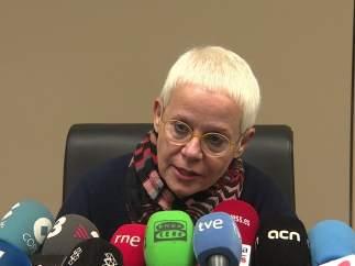 Magaldi rechaza denunciar los insultos tras el juicio de 9N