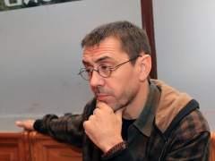 Monedero visita 'El Acabose' de Jose Mota