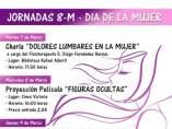 Lluvia de críticas al PP de Rota por su programación para el Día de la Mujer