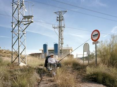 Txema Salvans (*1971) - The Waiting Game, 2014