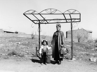 Ursula Schulz-Dornburg (*1938) - Erevan-Parakar, 2004